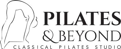 Pilates and Beyond Retina Logo